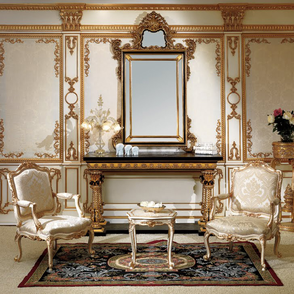 How to decorate in the Baroque style?